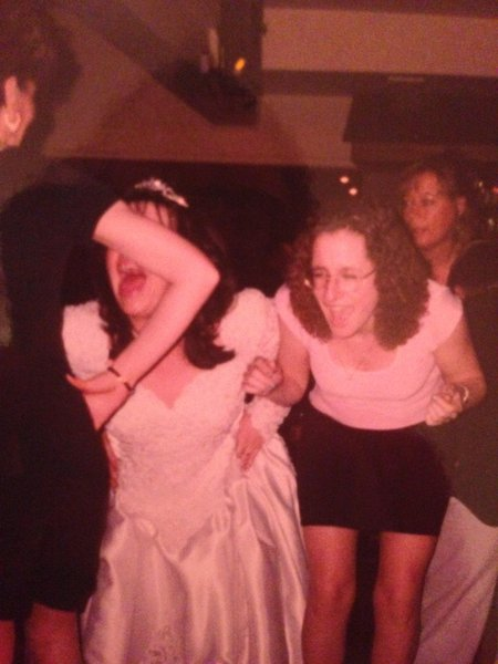 Me and Jane doing the time warp ?