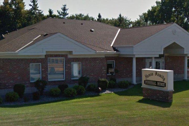 Honsa Family Funeral Home