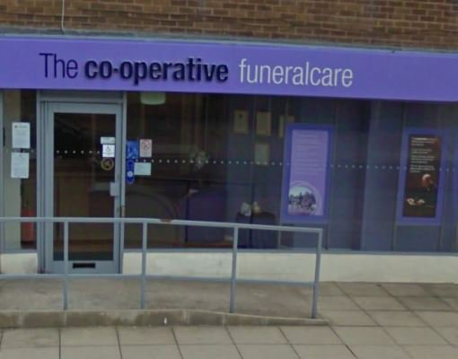 The Co-operative Funeralcare, New Ollerton
