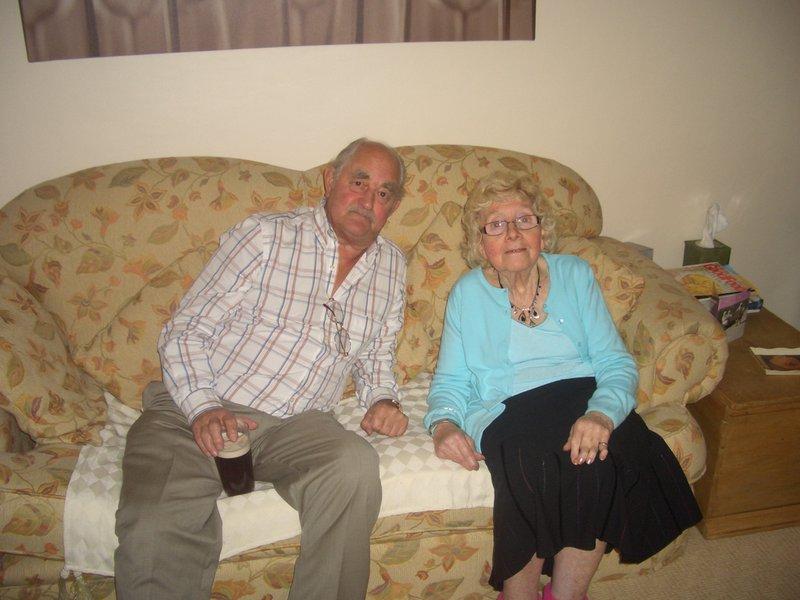 Nanny Jacko's 70th Birthday