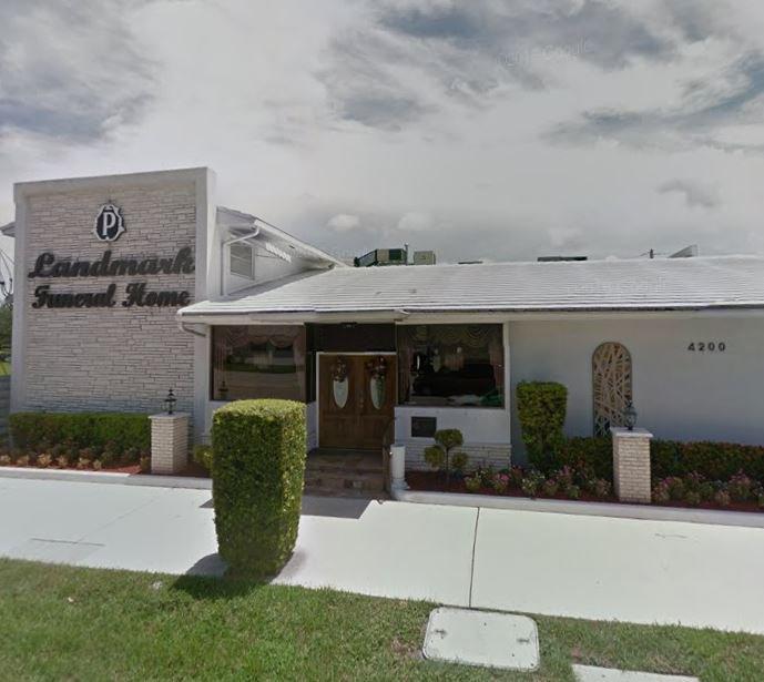 Landmark Funeral Home, Hollywood