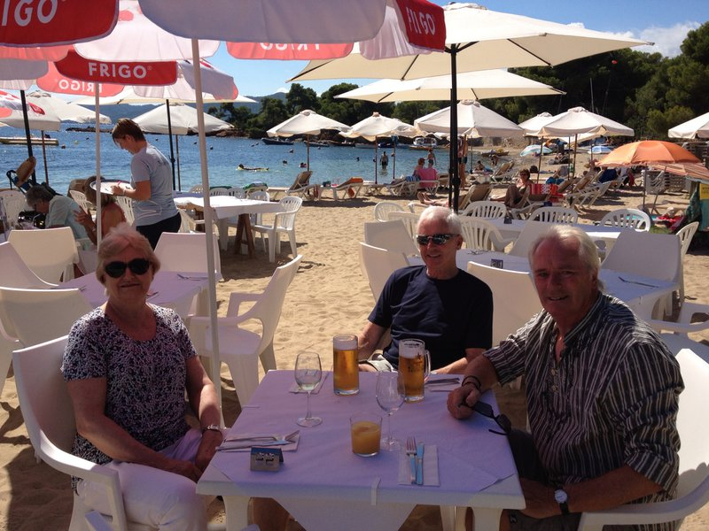Mike & Marg's annual visit to Ibiza 2013