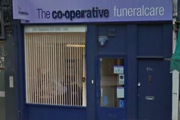 The Co-operative Funeralcare, Clapton