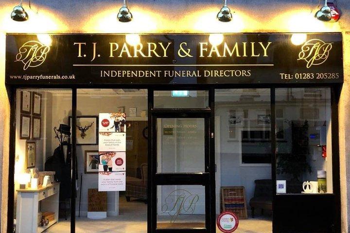 T J Parry & Family Funeral Directors Ltd