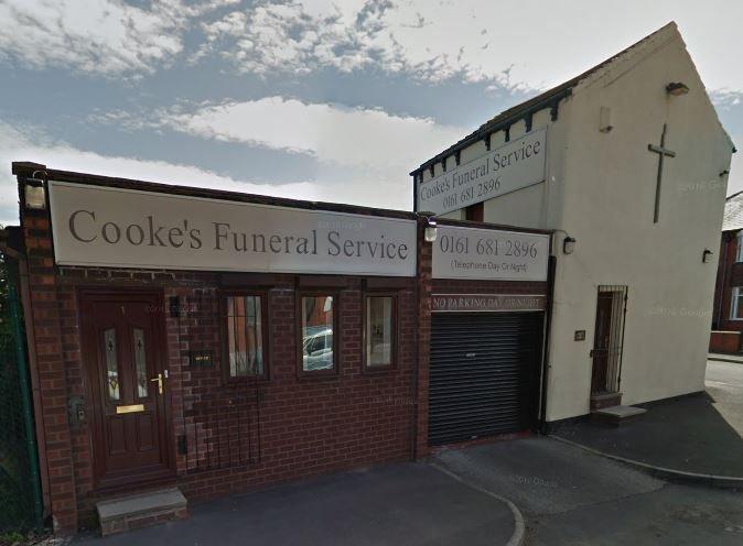 Cooke's Funeral Service Ltd