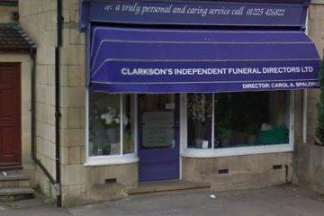 Clarkson's Independent Funeral Directors, Bath