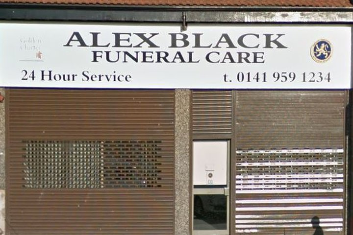 Alex Black Funeral Care, Knightswood