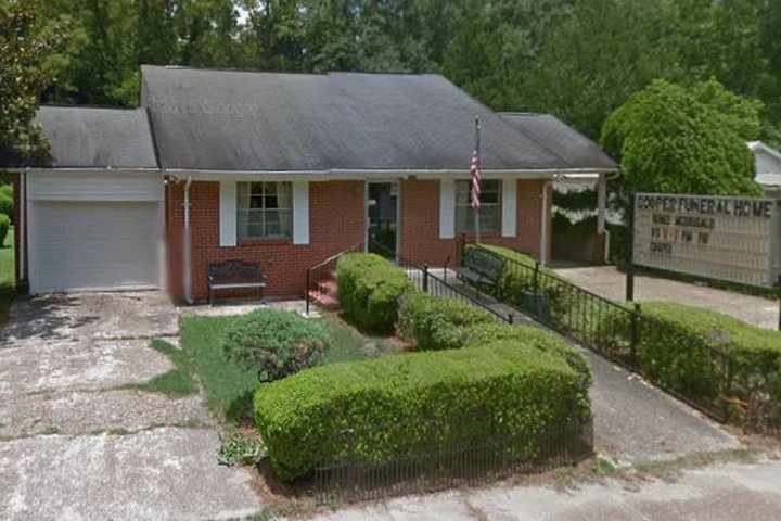 Cooper Funeral Home, Chipley