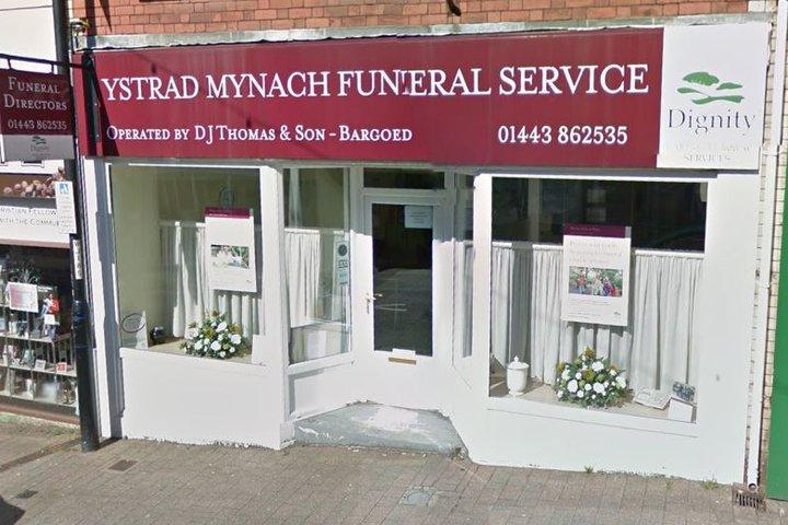 Ystrad Mynach Funeral Directors