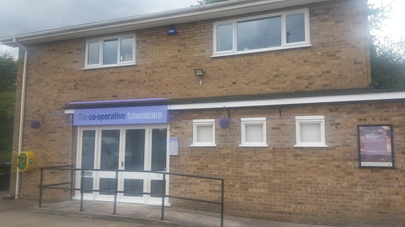 The Co-operative Funeralcare Huntingdon, Cambridgeshire, funeral director in Cambridgeshire