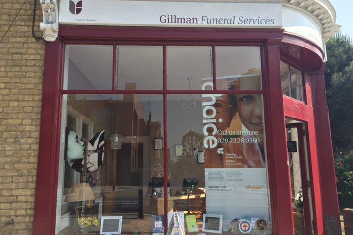 Gillman Funeral Service, Battersea