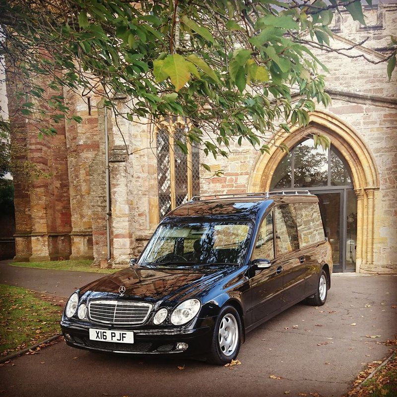 Peter Jackson Funeral Services, Somerset, funeral director in Somerset