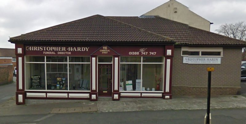Hardy's Funeral Services, Willington