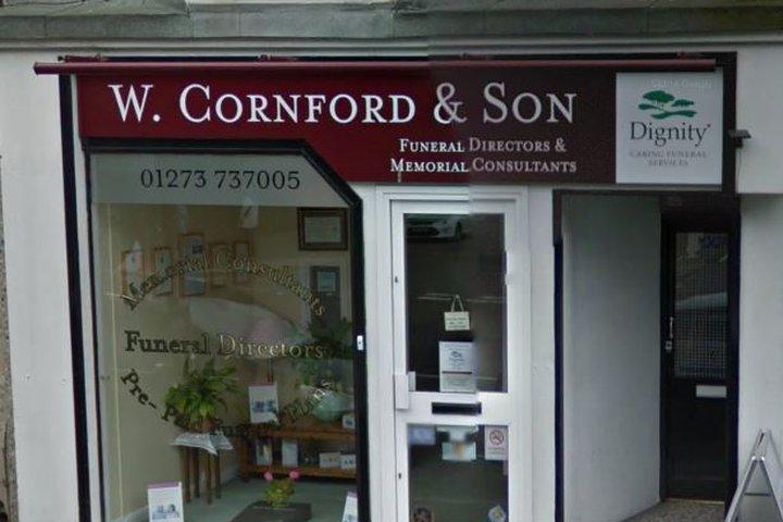 W Cornford & Son Funeral Directors, Hove Blatchington Rd