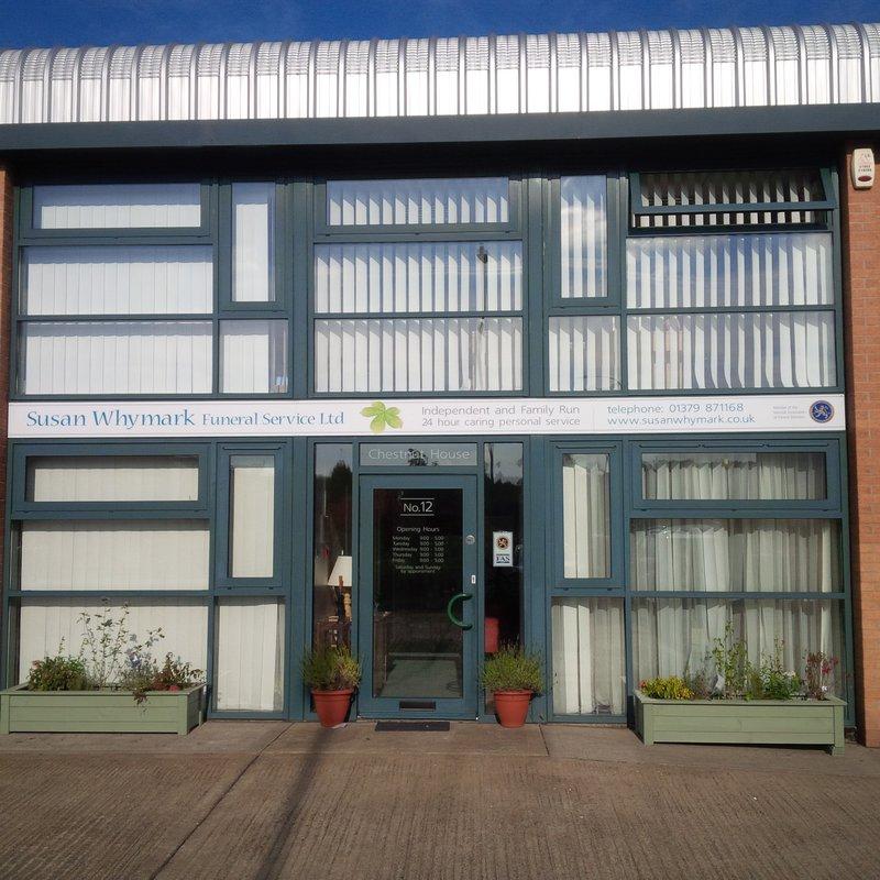 Susan Whymark Funeral Services Ltd, Eye, Suffolk, funeral director in Suffolk