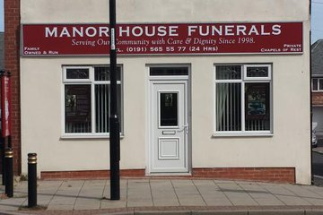 Manor House Funeral Services Ltd, Westholme House