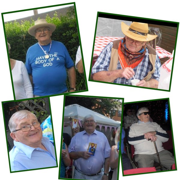A few favourites of  uncle Stuart, a true gentleman who will be sadly missed ❤️ With love from Katie & Simon.xx
