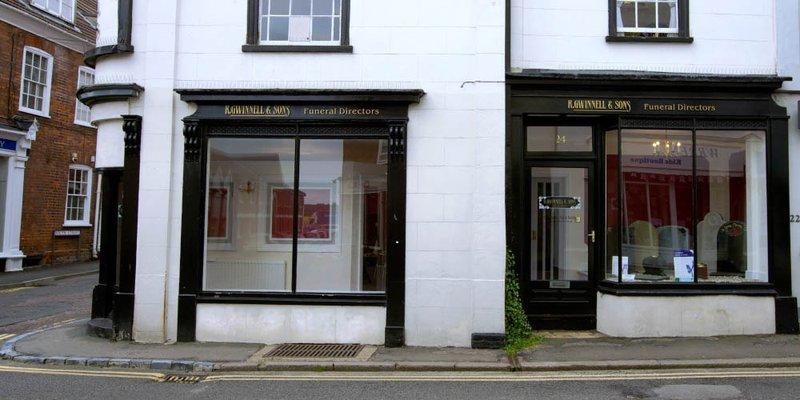 R Gwinnell & Sons, Manningtree