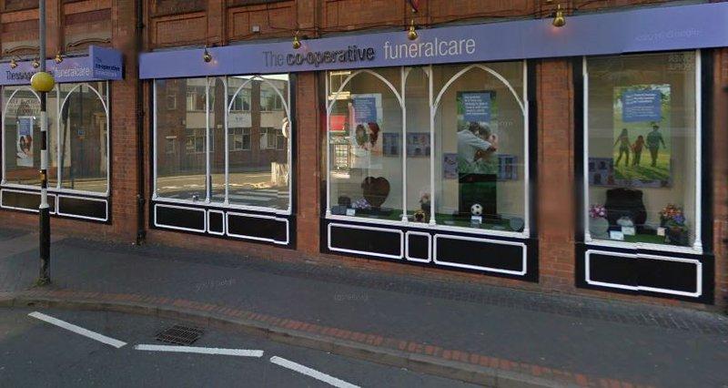 Co-operative Funeralcare (Midcounties), Wednesbury