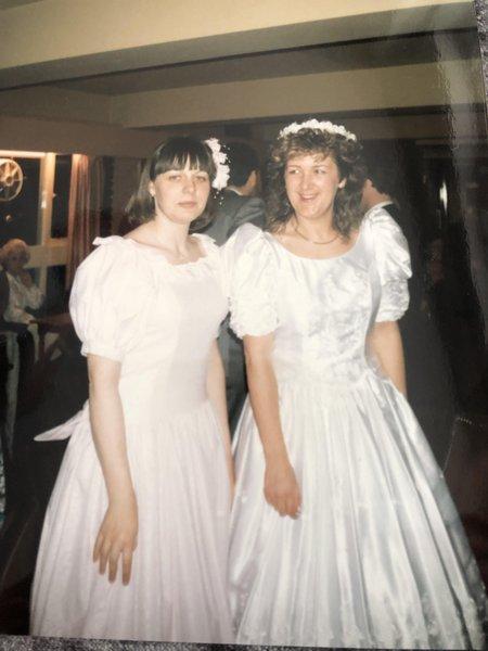 My bridesmaid my best friend x