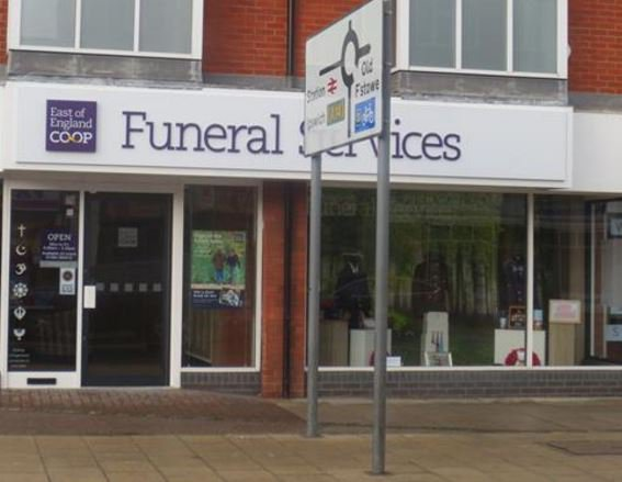 East of England Co-Op Funeral Services & Directors, Felixstowe