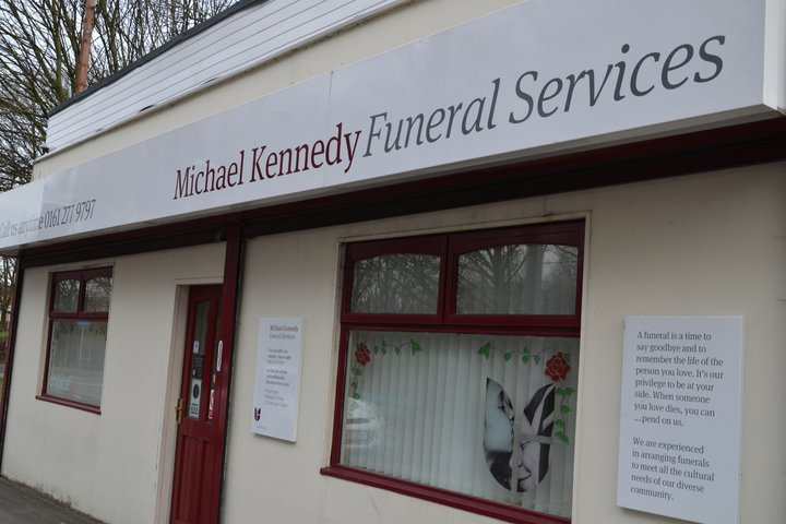 Michael Kennedy Funeral Services, Collyhurst