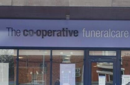 Co-op Funeralcare, Whitchurch Brownlow Street