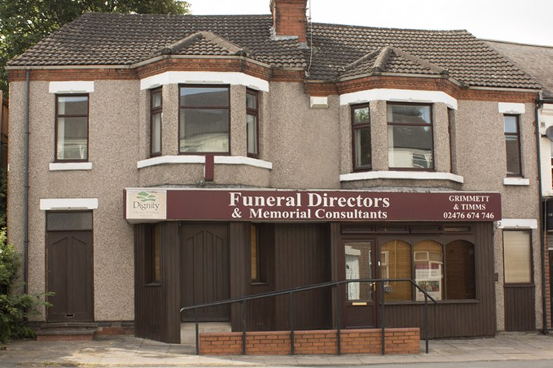 Grimmett & Timms Funeral Directors, Coventry, funeral director in Coventry