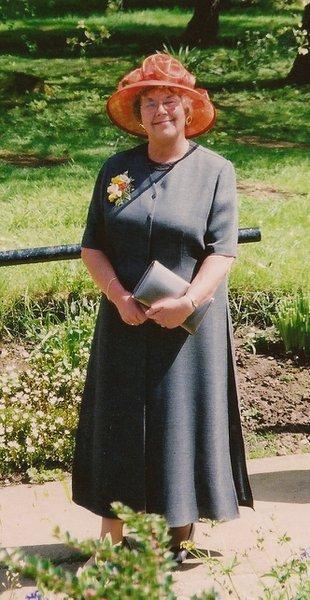 Jean Margaret Brooks