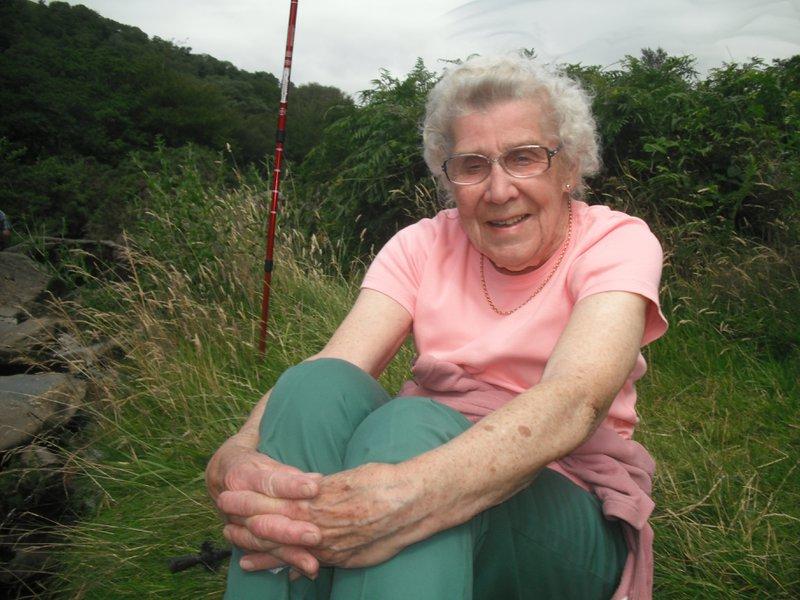 Eileen Joyce Worrall