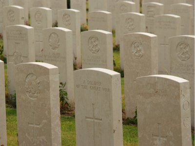 Memorials: A relationship with those we have lost