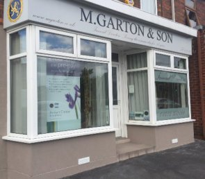 M Garton & Son Funeral Directors, Chamberlain Road, East Riding of Yorkshire, funeral director in East Riding of Yorkshire