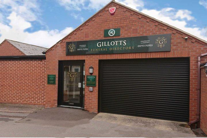 Gillotts Funeral Directors, Heanor