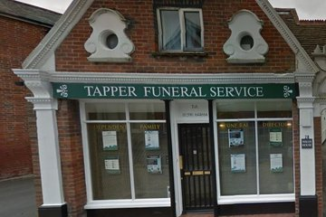 Tapper Funeral Service, Lymington