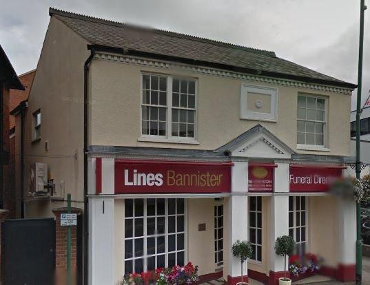 Lines Bannister Funeral Directors