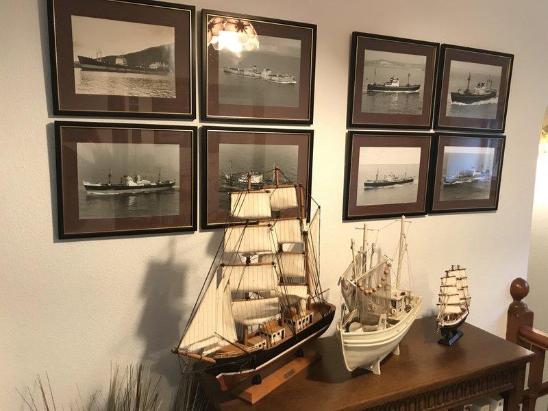 Sail on Dad