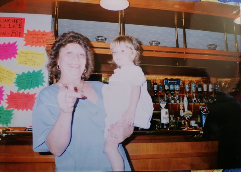 Thanks for all the pub memories. Rest easy Auntie Sue. Love and miss you.