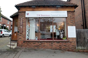 T.W Boorman Funeral Services, Tonbridge