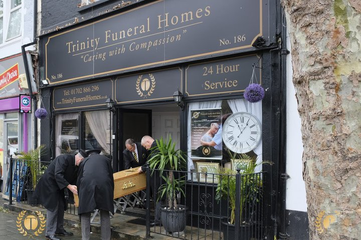 Trinity Funeral Homes, Westcliff-on-Sea