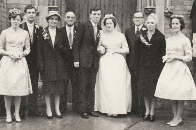 Wedding Day 1960