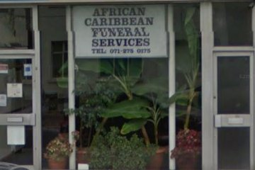 African Caribbean Funeral Services, Church Street