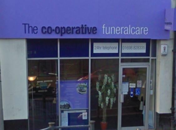 The Co-operative Funeralcare, Blantyre