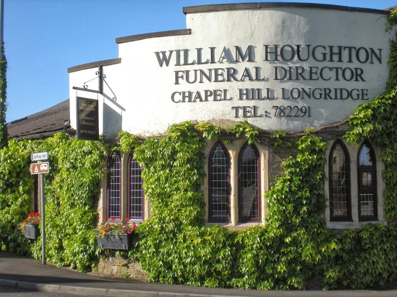 William Houghton Funeral Director Chapel Hill