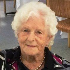 Marjorie Doris Booth
