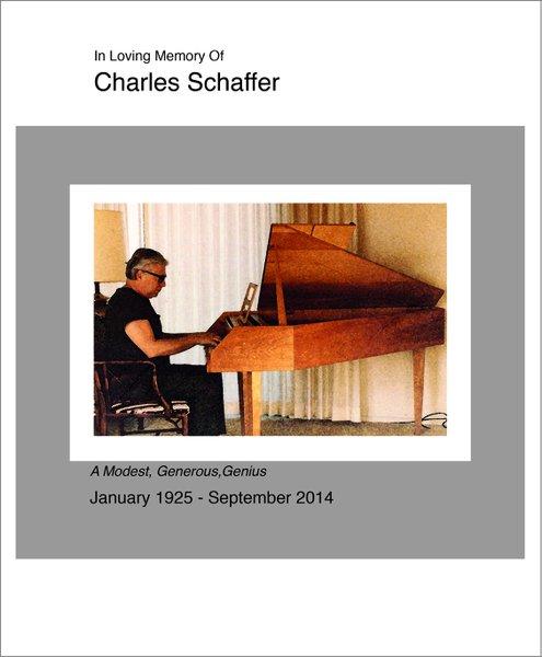 Charles Schaffer