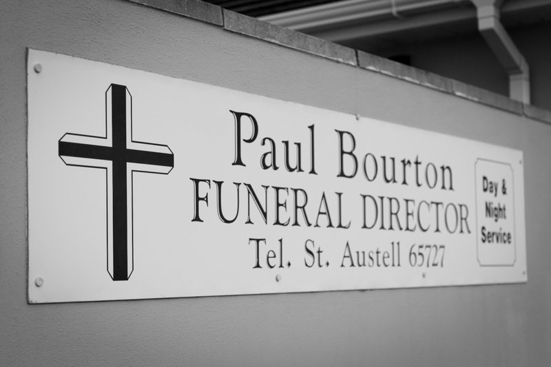 Paul Bourton Funeral Directors