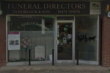 T S Horlock & Son Funeral Directors, Longfield