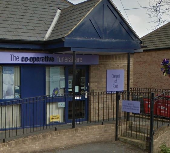 The Co-operative Funeralcare, Leeds Garforth