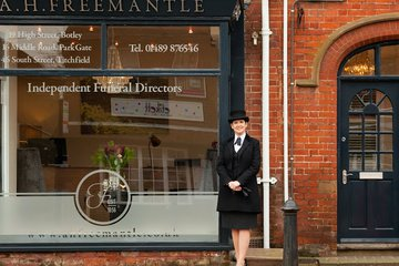 A. H. Freemantle Funeral Directors Botley Office