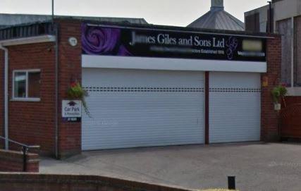 James Giles & Sons Ltd
